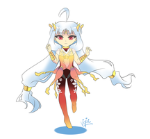 Lei full body design by vixiebee