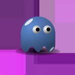 Vector Test #1: Pac-Man Ghost by hippowdonmaster