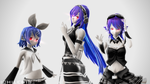 [MMD] Infinite infection by IchiLewis