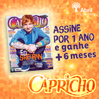 Facebook post CAPRICHO by AnaFranco