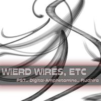 Wierd Wires PS Brushes by digital-amphetamine