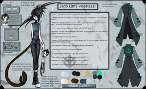 .: Jago the wind siccor :. by war-armor