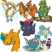 iScribble Dump by Dracorexx