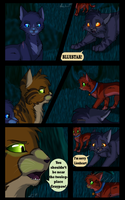 Warrior into the wild pg 13 by Sno-wy