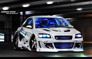 Darkness Design - Volvo c30 by DarknessDesign