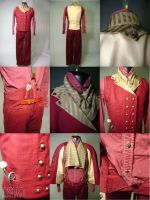 Steampunk Flash Clothing by gstqfashions