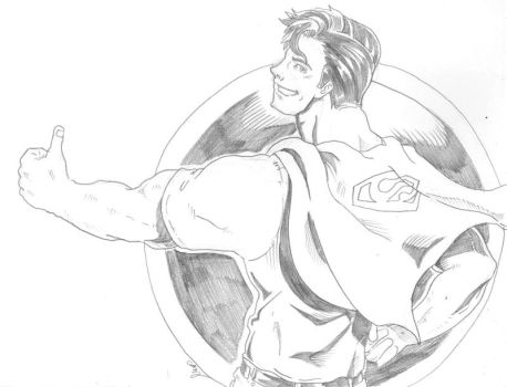 Action Comics Supes by jinademaru