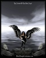 The Arrival Of The Dark Angel by BlackLady999
