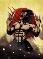 Wolverine by The-fishy-one