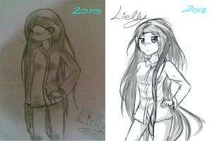2010 VS 2012 by sucix