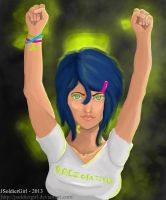 Radioactive by JSoldierGirl