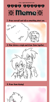 Cute Couple Meme by Annie-Aya