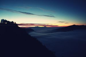 SUNRISEATBROMO by helljjeah