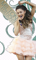 Ariana Grande-ID by cosgrover4ever