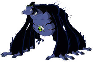 Ultimate Spidermonkey Omniverse Ben's colors by Mastvid