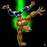 Eyeguy by DavidWFisher