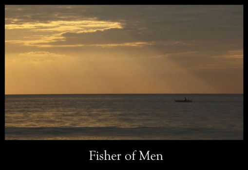 Fisher of Men by savvychic