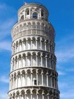 Leaning Tower Of Pisa by ErinM2000