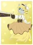 Rafale as Mami Tomoe by Scramjet747