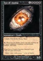 Eye of Anubis - Magic Card by Daegalus
