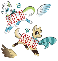 AUCTION - clufer twins special [CLOSED] by clufs-adoptables