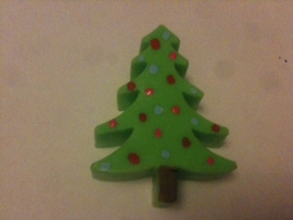 Christmas tree resin by muffinthehamster11