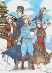APH: The Nordics by CaeruleaLacus