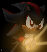 A shadow in the dark by TvSonic