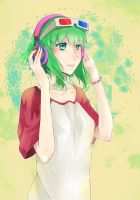 Hipster-Gumi by gehirnkaefer