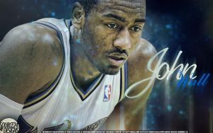 John Wall Wizards Wallpaper by IshaanMishra