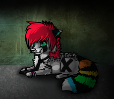 LOST IN THE ECHO by SpunkyRacoon
