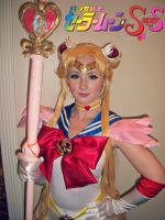 .Super Sailor Moon. by DaisyPhantom