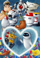 Wall-E by mewtwo-love