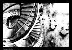 Stairs by Doel