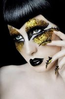 GoldandBlack by Ryo-Says-Meow