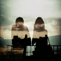 Double Exposure #5 by slumberbreeze