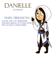 Dani the Assassin by Avatar1234
