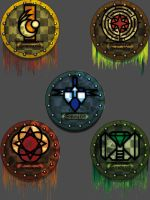 Guild Tickers Sampler by naysayer