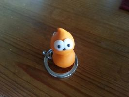 edf zingy keyring, first attempt by NoMoreThanMe