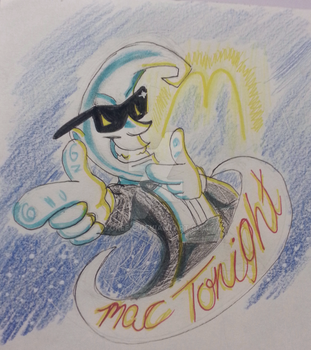 Mac Tonizzle by GREE-C