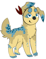 Palette custom for TheCoyoteFeather by Llamadopts