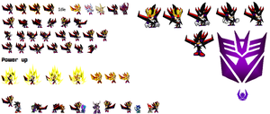Diotron TH V4 Sprite Sheet by DELGATRON