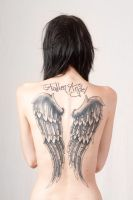 My Wings by Hanae38
