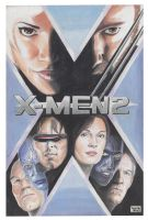 X-MEN 2 movie poster by JASONS21