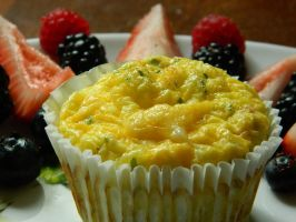 Muffin Omlette I by MerryStories