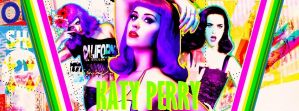 KatyPerry facebook timeline cover xox by MyusaTeddy