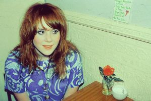 Kate Nash - orange 2 by AlbionSailor