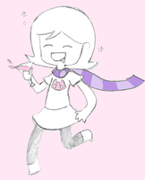 Roxy Lalonde by gaming-fanchild