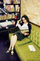 Reading by MoonShotPhotos