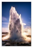 Strokkur by thesolitary